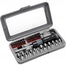 BOSCH 46PCS SCREWDRIVER SET with Magnetic Universal Holder