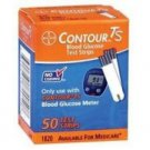 Bayer's Contour TS Sugar Test Strips 50 Strips Expiry 04/2015 - Trusted Seller