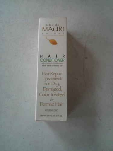 Khadi Ayurveda Hair Conditioner with Aloe Vera & Heena Oil - 250ml/8.46 FL. Oz