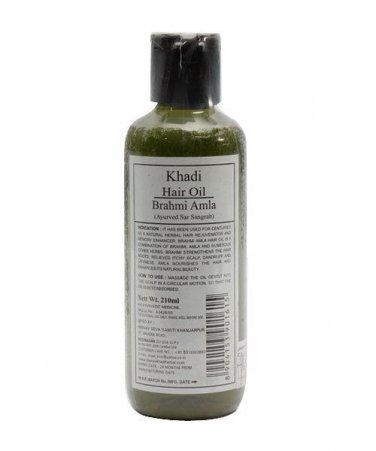 Khadi Amla Hair Oil 1 X 210 ML Directly From India