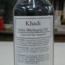 Khadi Ayurveda Maha Bhringraj Oil for Sleep Disorder, Hair Fall & Dandruff
