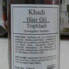 Khadi Ayurveda Triphaldi Hair Oil For Fatigue, Head Ache, Hair Fall & Graying