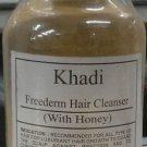 Khadi Ayurverdic Freederm Hair Cleanser for Hair Growth & Dandruff - 1 X 210 ML