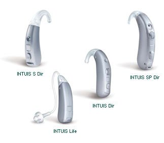 Siemens INTUIS SP DIR Behind the Ear BTE Digital Hearing Aid -Severe to Profound