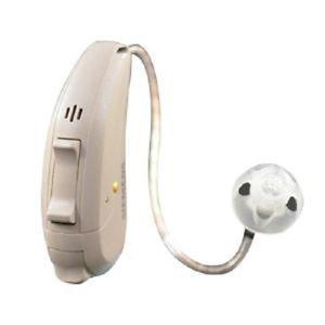 Siemens Pure 5bx Binax RIC Digital Wireless 32 CH Hearing Aid+Easy Pocket Remote