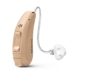 Siemens RIC BTE Pure Micon 3Mi Digital Hearing Aid + Easy Pocket Remote