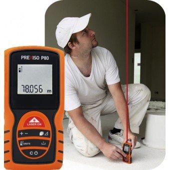 Prexiso P80 Laser Distance Meter - Brand New