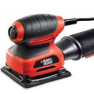 Black and Decker ka400 Random Orbital Sheet Sander - 220W
