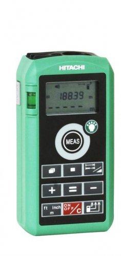 HITACHI UG50Y DIGITAL LASER METER - 0.5.50m Measurable Range, 5 Measuring Modes