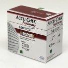 AccuChek Performa 100x2 Diabetic Test Strips(200 Strips) Expiry 06/2017 wit code