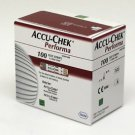 AccuChek Performa Diabetic Test Strips (100 Strips) Expiry 06/2017 + Coding Chip