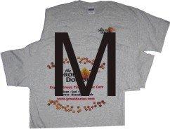 Ash T-shirt Medium