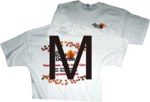 White T-Shirt Medium