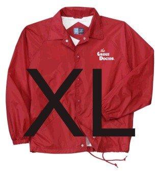 Coaches Jacket X-Large