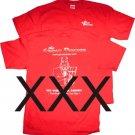 Red T-Shirt XXX. Old GD Design