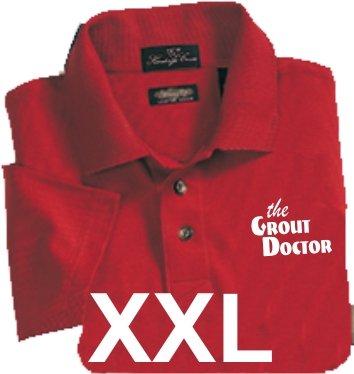 Premium Red Polo XXLarge