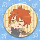 Momotaro_fanart pinback button