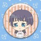 Aiichiro_fanart pinback button