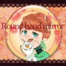 Round hand mirror (Anna fan art)
