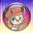 Neko Planetarium_pinback button1