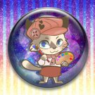 Neko Planetarium_pinback button2