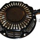 5.5 6.5HP Honda Gx160 Gx168 Motor Generator Pull Start Recoil Rewind Pully Black
