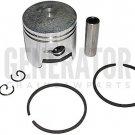 Subaru Robin NB411 Engine Motor Generator Piston Kit w Rings & Pins Parts 40mm