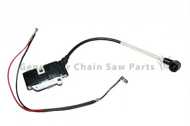 Chainsaw Chain Saw Husqvarna 345 350 Engine Motor Ignition Coil Magneto Parts