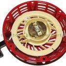 Honda Generator Lawn Mower Engine Motor Pull Start Recoil Gx270 Parts