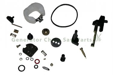 Honda Wh15 WH15XK1C1 WH20 WH20XK1AC1 Carburetor Carb Rebuild Repair Kit Parts