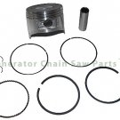 Honda Engine Motor Piston Kit with Rings Gx270 Parts 9HP