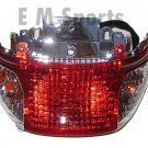 Gy6 Scooter Moped Motorcycle Rear Tail Light 50cc Parts