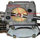 Chainsaw Husqvarna 61 266 268 272 Carburetor