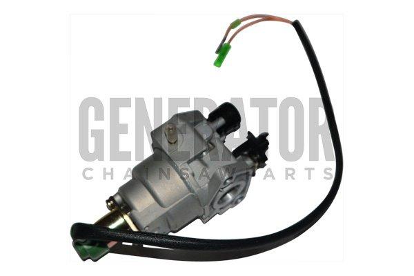 Carburetor Carb w Solenoid For Honda EM3500 EM3500SX EM3800 EM3800SX Generators
