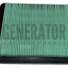 Air Filter Cleaner Part For Honda HRU197M1 HRU197K1 HRU19M1 HRU19K1 Lawn Mowers