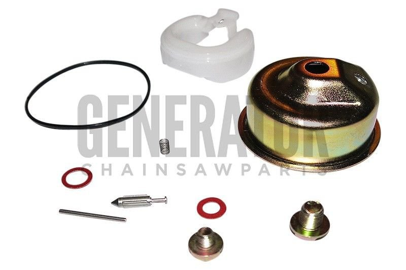 Carburetor Carb Rebuild Repair Kit For Honda HS1132 HS1332 HS1336i Snow Blowers