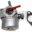 Gas Carburetor w Gasket Parts For Tecumseh 640076 640076A 640119 Engine Motors