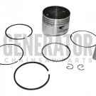 Piston Kit w Rings 52mm Chinese 152 152F Engine Motors Generator Pumps Mowers