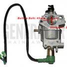 Carburetor Carb Solenoid For ETQ TG72K12 TG8250 420CC 14HP Generators 8250 Watts