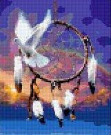 Dreamcatcher-4BP - Pixel Pattern DL - 3 available