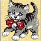 Kitty Cat for 1x#3 Grid Pattern - 3 available