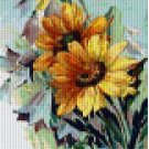 Sunflowers- 6BP - Pixel Pattern DL - 3 available