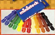 20 Color Stripes  #607 - Orange - 10 available