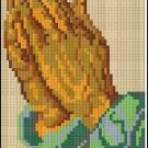 Roberto Lombardis-Praying Hands 2BP Print out PIXEL-3 available