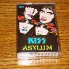 KISS ASYLUM CASSETTE