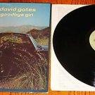DAVID GATES GOODBYE GIRL ORIGINAL LP