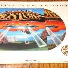 BOSTON DON'T LOOK BACK 24-KARAT GOLD CD Mint !
