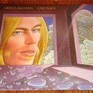 GREG ALLMAN LAID BACK ORIGINAL LP 1973