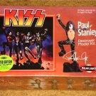 KISS DESTROYER MODEL KIT PAUL STANLEY SEALED IN BOX