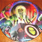 IRON MAIDEN ORIGINAL PIC DISC Out of the Silent Planet